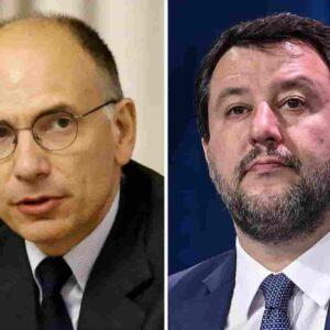 Letta, Meloni, Conte, Salvini...politica e partiti ci giocano contro