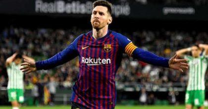 Calcio in crisi di soldi in Europa, Messi ceduto da un Barcellona da fallimento a un PSG dalle tasche senza fondo