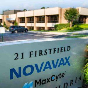 vaccino novavax foto ansa