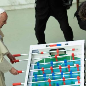 papa francesco biliardino