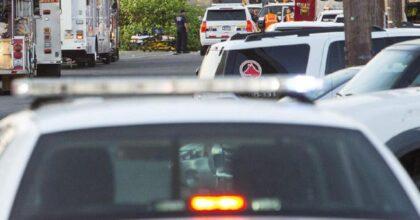 Sparatoria davanti al Pentagono, poliziotto interviene e viene ucciso a coltellate