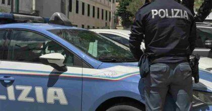 polizia, foto ansa