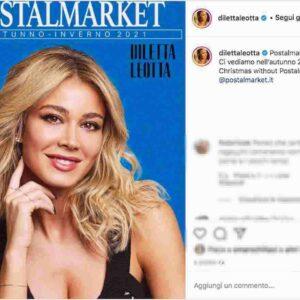 Postalmarket il ritorno: in edicola in autunno con Diletta Leotta in copertina