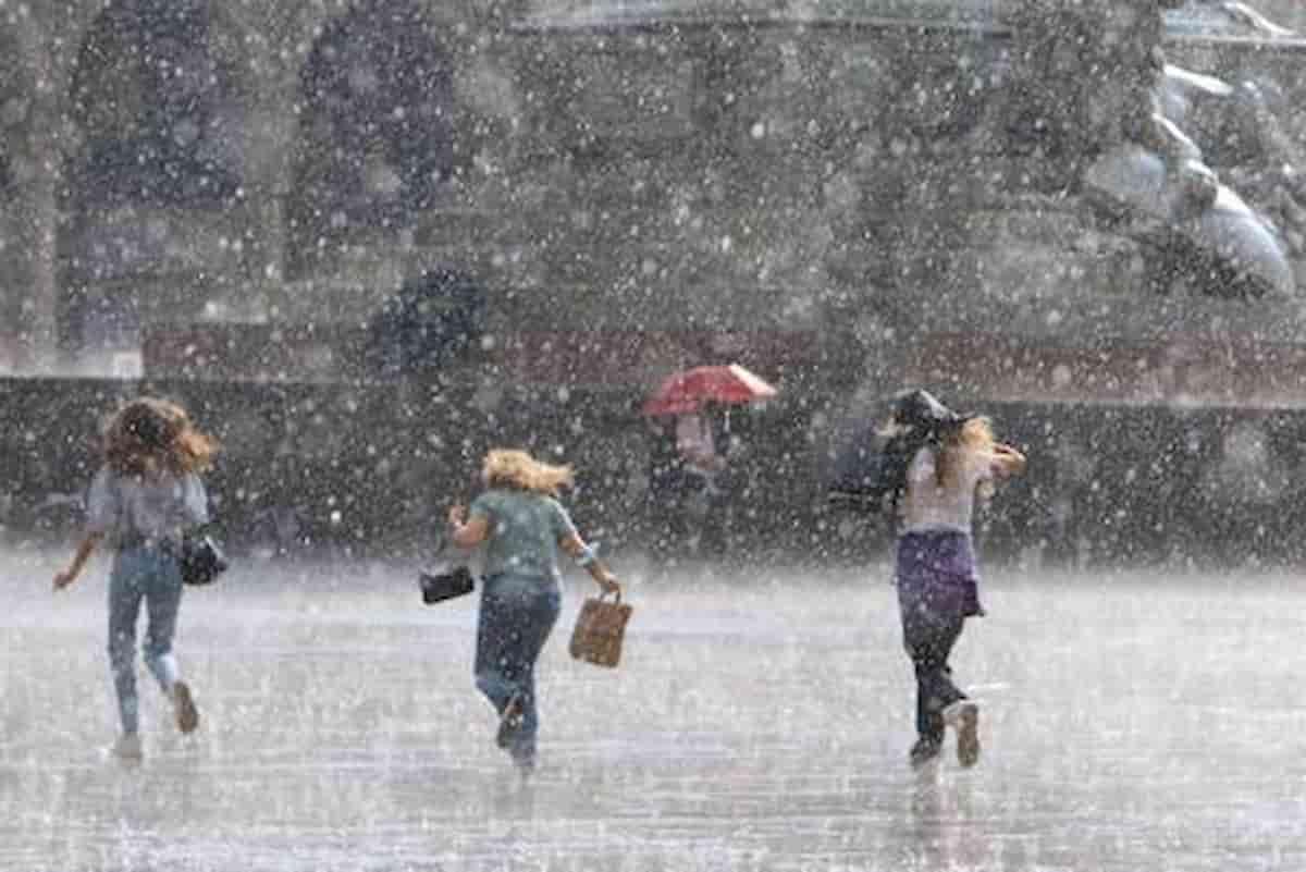 Previsioni meteo per la prima settimana di agosto: al Nord temporali, al Sud anche 40 gradi