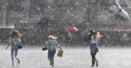 Previsioni meteo: arrivano i temporali e il fresco, finiscono il caldo e l'estate, da Nord a Sud