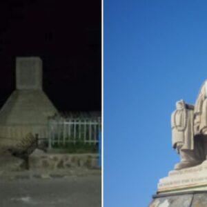 Talebani statue Bamyan