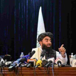 Talebani: con noi democrazia mai. Dove la notizia?