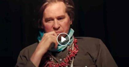 Val Kilmer racconta il cancro alla gola nel documentario Val di Amazon Prime VIDEO trailer