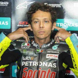 Valentino Rossi smette