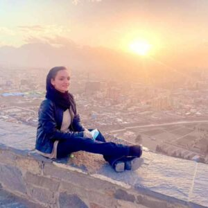 Afghanistan Zarifa Talebani