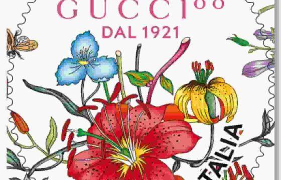 francobollo Gucci