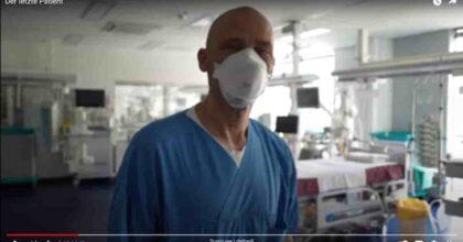 Andrea Pizzini, il fotografo che riprende le terapie intensive in Alto Adige, minacciato dai No Vax