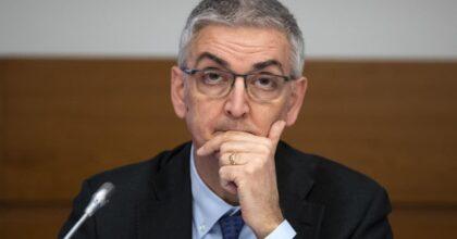 """Covid, Brusaferro (Iss): """"Preoccupato dagli over 50 non vaccinati, meno contagi tra i giovani"""""""