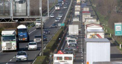 Camion a gas dannosi per il clima tanto quanto il diesel nei test su strada