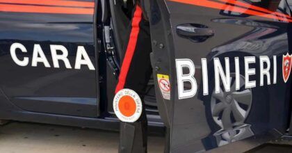 Montella, minaccia carabinieri con la motosega e si barrica in casa: Tso per il 32enne
