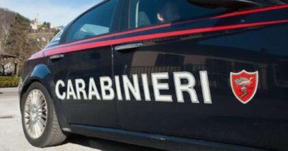 Calice Ligure: picchia la fidanzata in strada e poi aggredisce anche i carabinieri
