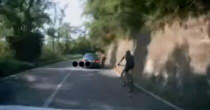 Auto ciclista Malnate