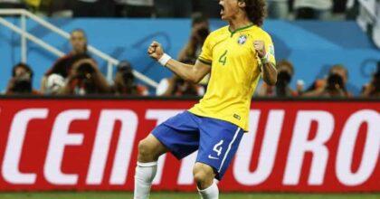 Salernitana, dopo Frank Ribery arriva anche David Luiz? Le ultime notizie