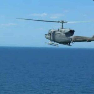 Elicottero militare precipita in mare al largo di San Diego: era in servizio su una portaerei
