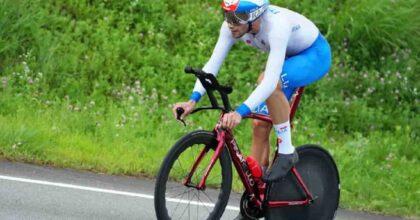 Europei di ciclismo, partenza con due ori: sul podio il sestetto misto di Top Ganna e Vittoria Guazzini