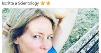 Flavia Vento si è iscritta a Scientology: anni fa su Twitter tempestava di messaggi Tom Cruise