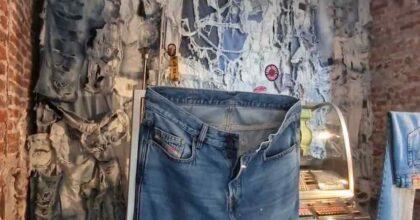 Genova, imperversa la guerra dei jeans: nella città al tramonto sanno litigare solo per la stoffa dei calzoni