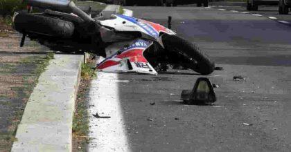 Antonio Cariello, agente di Polizia Penitenziaria, morto in un incidente in moto a Loreto