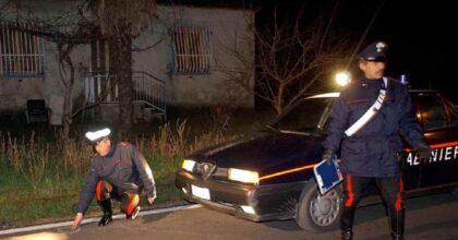 Isola Capo Rizzuto, auto sbanda e finisce contro un muro: morti un 46enne un 28enne
