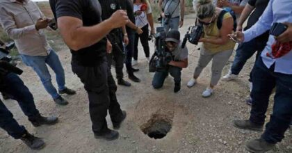 Israele, leader al-Aqsa evade dal carcere. Mobilitati l'esercito e il servizio di sicurezza interno