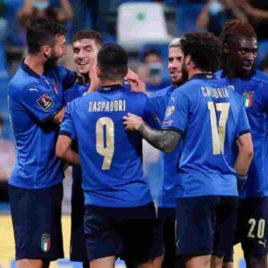 Italia-Lituania VIDEO highlights: 5-0 con regalo, la Svizzera fa solo 0-0 in Irlanda del Nord