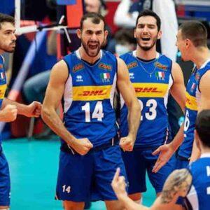 Italia-Serbia Europei Volley dove vederla