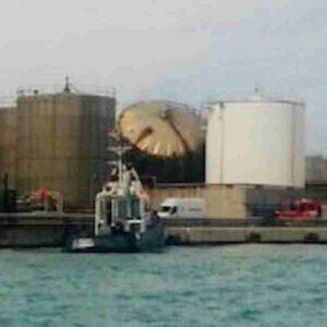 Livorno, tragedia sul lavoro al porto: uomo di 55 anni è morto colpito dal cavo d'acciaio di una nave