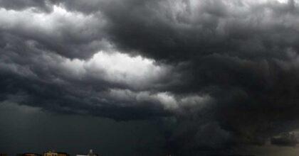 Previsioni meteo: maltempo, temporali e grandine in cinque regioni d'Italia
