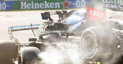 Formula 1, Gp d'Italia, Monza: doppietta McLaren, ritirati Verstappen e Hamilton dopo spettacolare incidente
