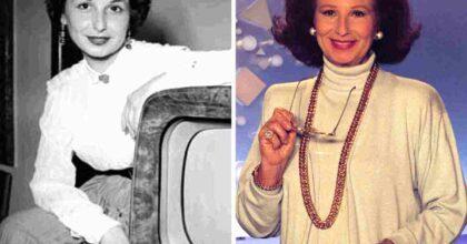 Nicoletta Orsomando chi era: ex marito Roberto Rollino, figli, vita privata, età morte, peso, altezza della storica annunciatrice Rai