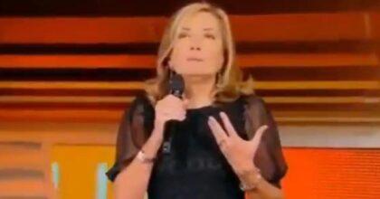 """Barbara Palombelli: """"Femminicidi? Uomini fuori di testa oppure donne esasperanti"""""""