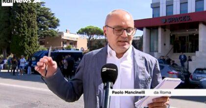 Mancinelli-Veltroni: al pubblico ludibrio l'ha esposto la Rai. Bulli mediatici a Saxa Rubra...a loro insaputa