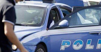 trieste poliziotto investito
