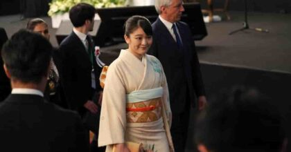 Giappone, la principessa Mako si sposa: il matrimonio della nipote di Naruhito entro fine anno