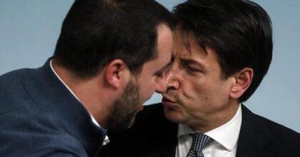Conte e Salvini, due leader in crisi, cresce anche che il fuoco amico, è bufera: le urne di ottobre chiariranno?