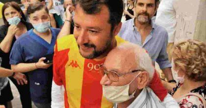 """Green Pass e tamponi. """"Non tutti 24 mila euro nella cuccia"""", Salvini alla frutta"""