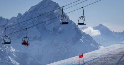 Come si torna a sciare: Green Pass obbligatorio, capienza ridotta funivia, mascherina sugli impianti