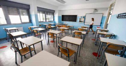 Scuola e Covid, al momento qualche centinaia di classi in quarantena su 400mila