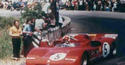 Nino Vaccarella è morto a 88 anni, il pilota ha vinto ben tre edizioni della Targa Florio