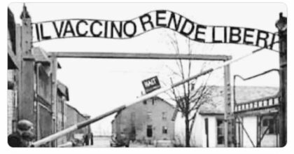 vaccino Auschwitz