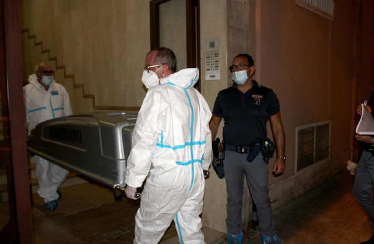 """Vedova uccisa a Bari, il killer il giorno prima dell'arresto in Tv: """"Era una persona bravissima"""""""