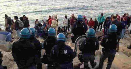Ventimiglia: due poliziotti feriti da un migrante mentre eseguivano controlli alla frontiera