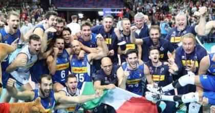 Italia di nuovo sul tetto d'Europa, campioni nel volley: il VIDEO con la partita integrale