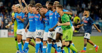 Napoli-Legia Varsavia, dove vedere la partita di Europa League in diretta tv e in streaming