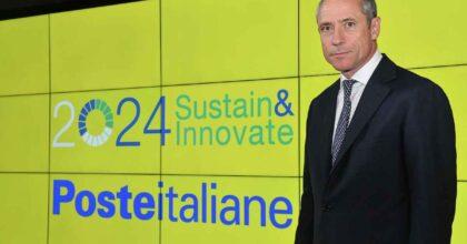 Poste Italiane leader di sostenibilità: al primo posto tra le blue chip nel nuovo indice Mib Esg di Borsa